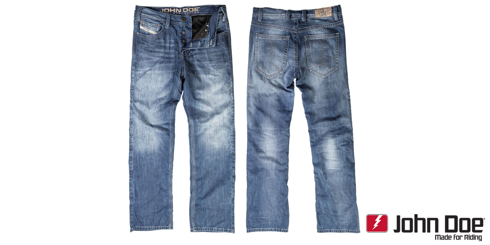john doe ironhead mechanix herren motorrad jeans slim cut. Black Bedroom Furniture Sets. Home Design Ideas